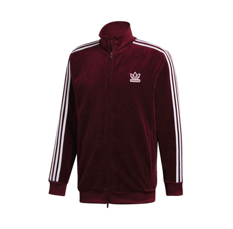 Adidas BB Velour Track Jacket
