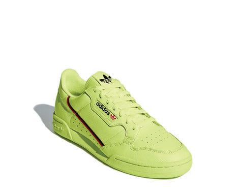 Adidas Continental 80 Semi Frozen Yellow