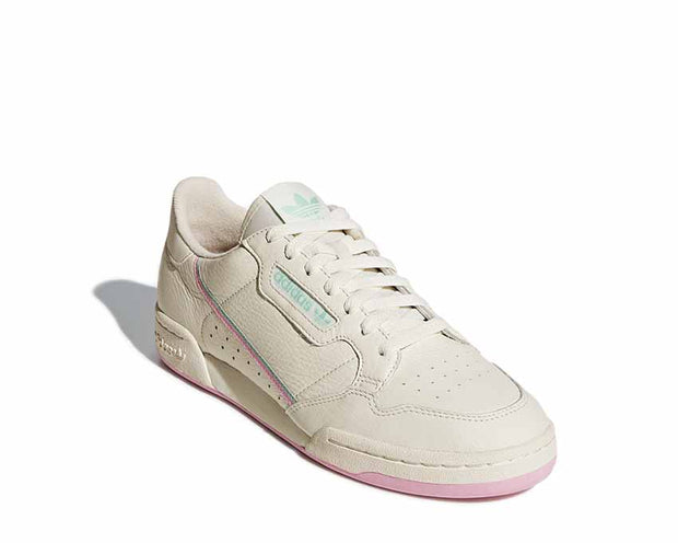 Adidas Continental 80 Off White True Pink Clear Mint BD7645