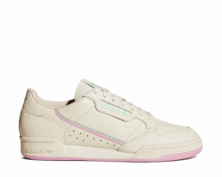 x Adidas Continental 80 Off White True Pink Clear Mint BD7645