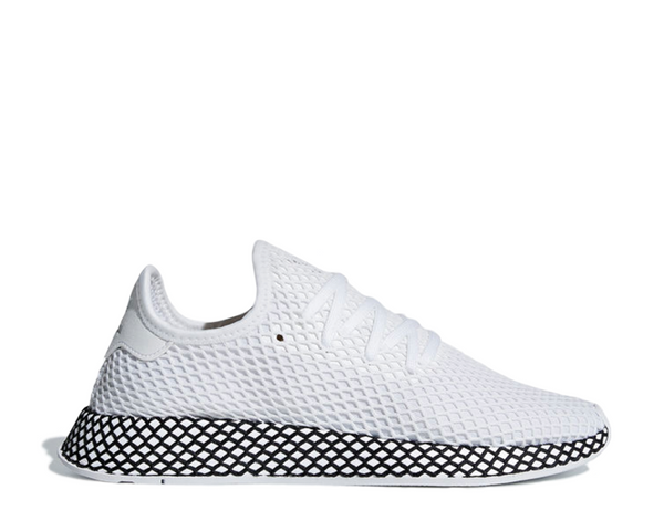 new style f6e3d 4f883 Adidas Deerupt White B41767 - NOIRFONCE