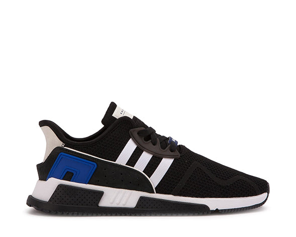 meet 9aef1 74e92 Adidas EQT Cushion ADV Black Blue