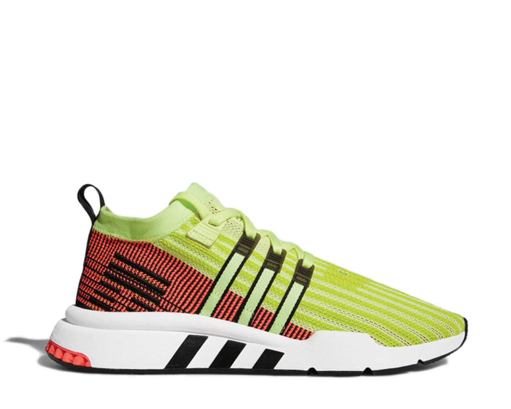 innovative design 234a8 072ce Adidas EQT Support Mid Adv Glow