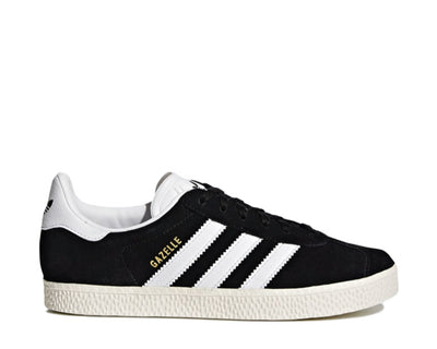 Adidas Gazelle Black / White / Gold BB5476