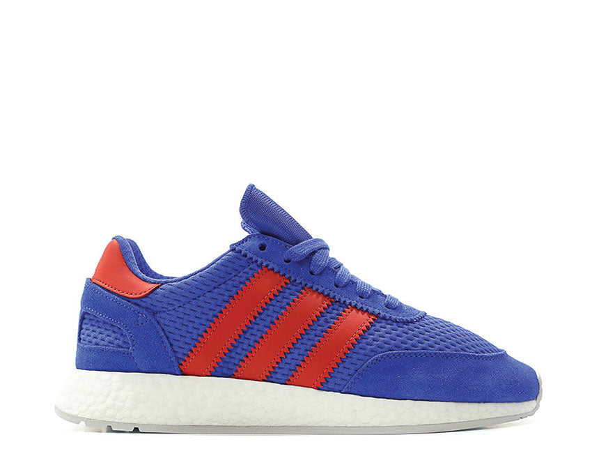Adidas I-5923 Hi Res Blue Red Grey One D96605