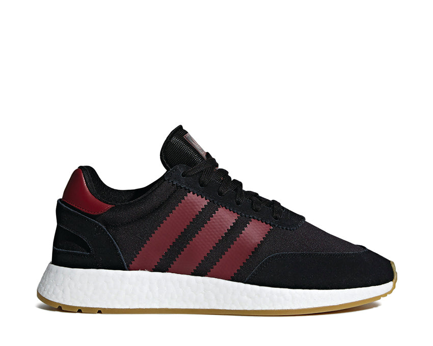 Adidas I-5923 Core Black Burgundy White B37946