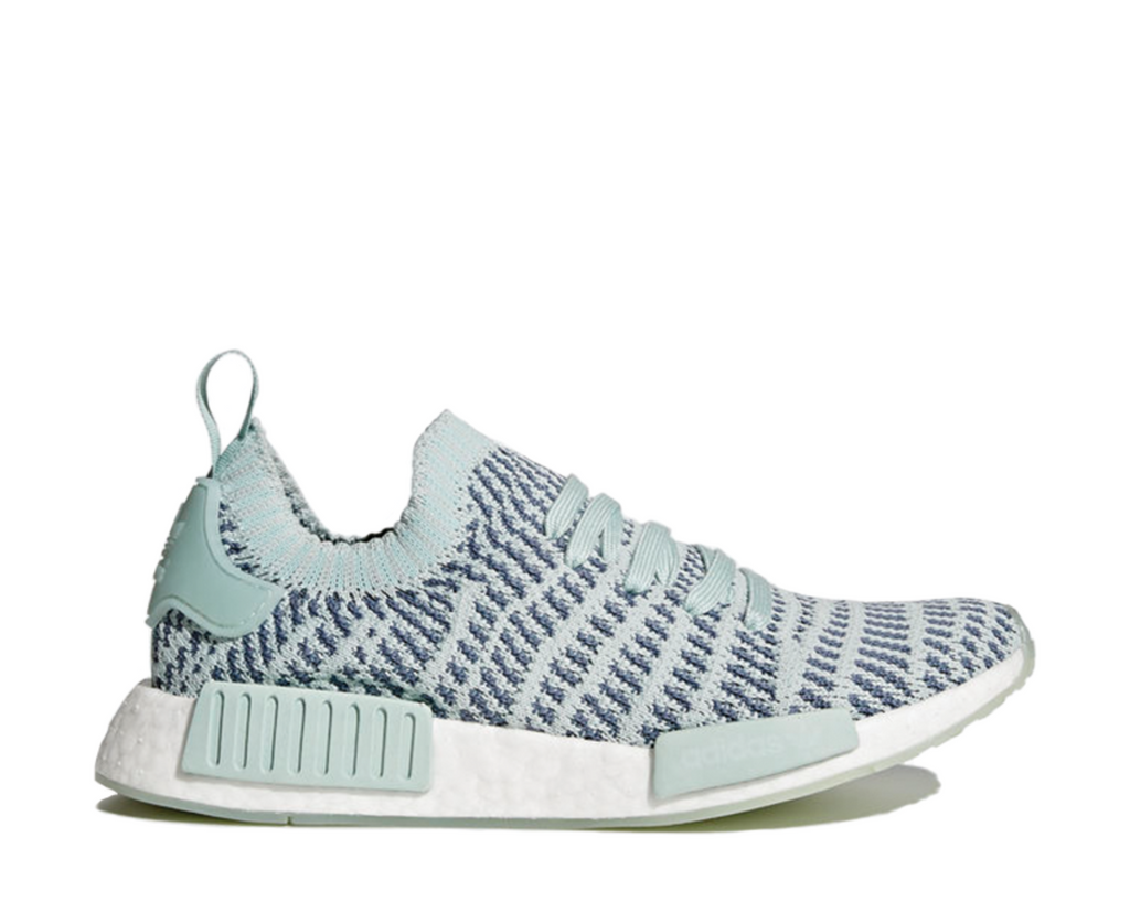 best sneakers 637dc 25258 Adidas NMD R1 STLT PK W Ash Green
