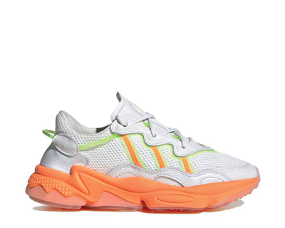 Adidas Ozweego W Crystal White / Signal Orange FV9748