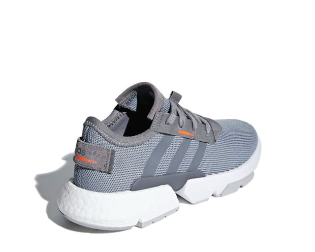 Adidas POD-S3.1 Core Black Clear Orange B37447