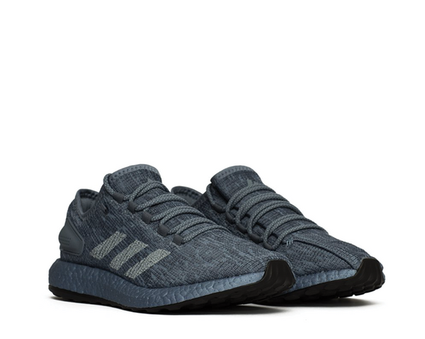 best sneakers d6ea7 dc500 Adidas Pure Boost Raw Steel CM8303 - NOIRFONCE