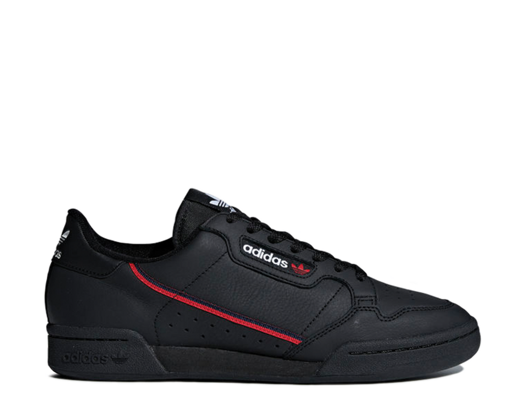 official photos 1244a 8bc94 Adidas Continental 80 Core Black