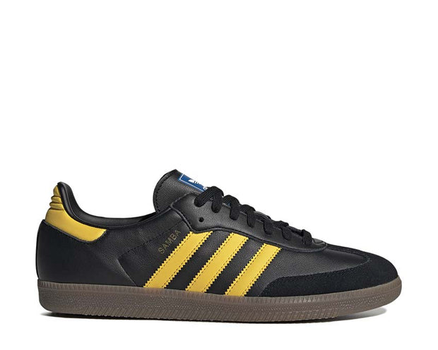 Adidas Samba OG Black / Yellow EG9326