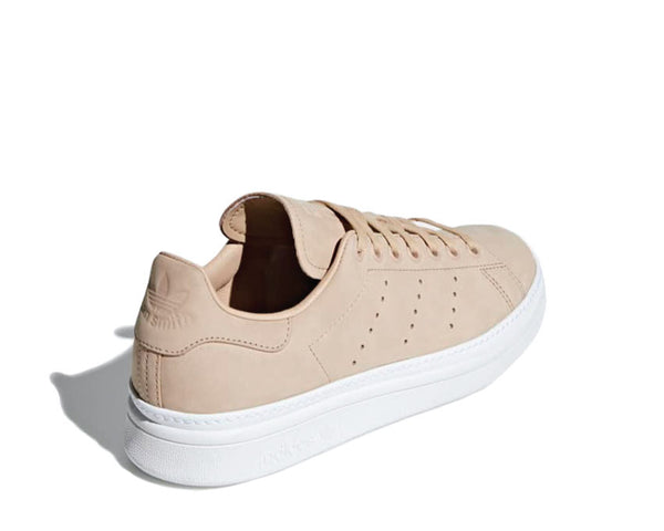 online store 1366c f06a5 Adidas Stan Smith New Bold Pale Nude B37665 - NOIRFONCE