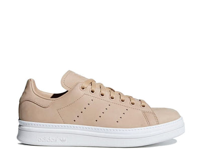 Adidas Stan Smith New Bold Pale Nude / Pale Nude / White B37665