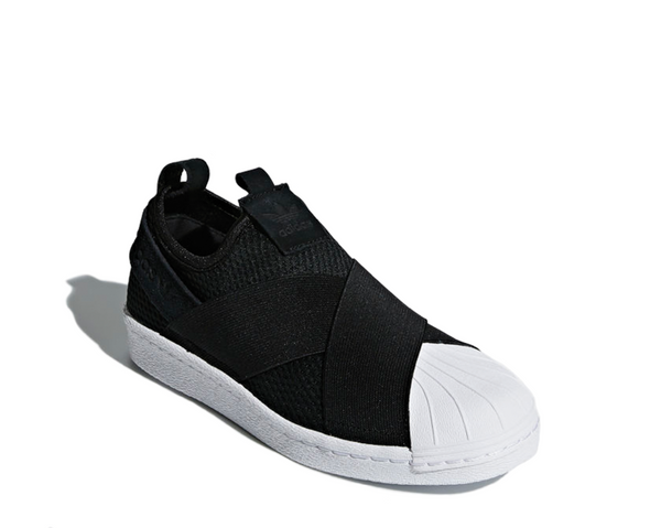 7901f9be4b5 Adidas Superstar Slip On W Core Black B37193 - NOIRFONCE