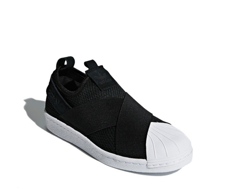 Adidas Superstar Slip On W Negras