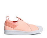 Adidas Superstar Slip On W Clear Orange AQ0919