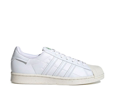 Adidas Superstar White / Green FW2292