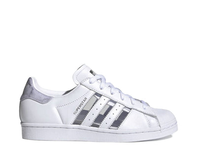 Adidas Superstar W White / Grey FX6069