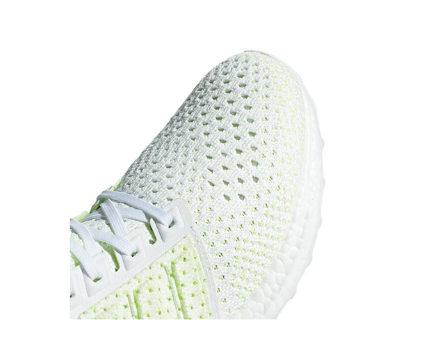 Adidas Ultra Boost 4.0 Clima White Solar Yellow AQ0481 - NOIRFONCE