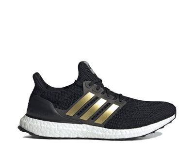 Adidas UltraBoost 4.0 DNA Black / Gold FY9316