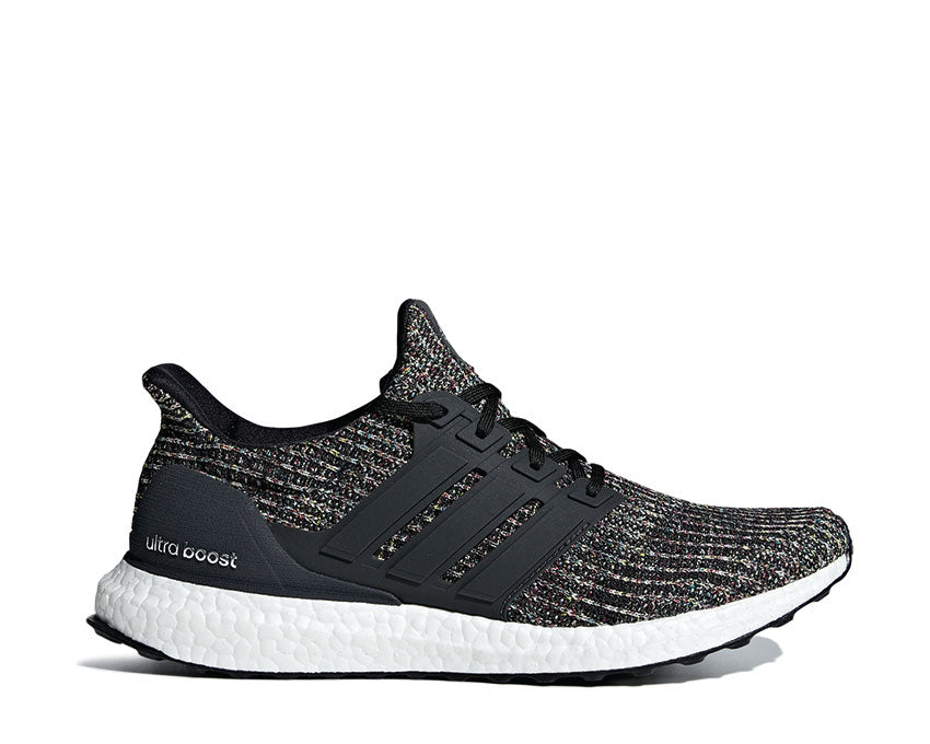 Adidas Ultra Boost 4.0 Core Black Carbon Ash Silver CM8110