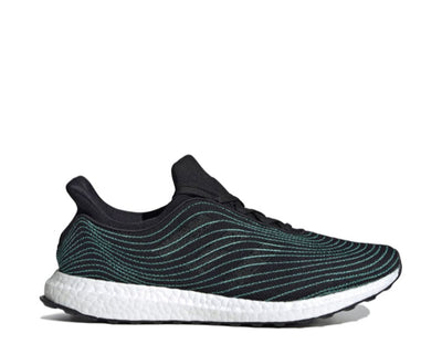 Adidas Ultra Boost DNA Parley Core Black - Blue EH1184