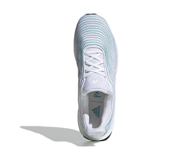 Adidas Ultra Boost DNA Parley White - Blue EH1173