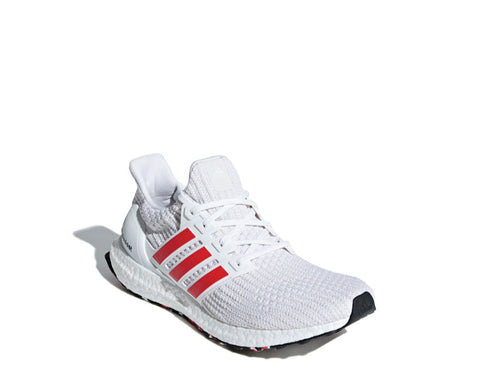 Adidas Ultra Boost White Act Red