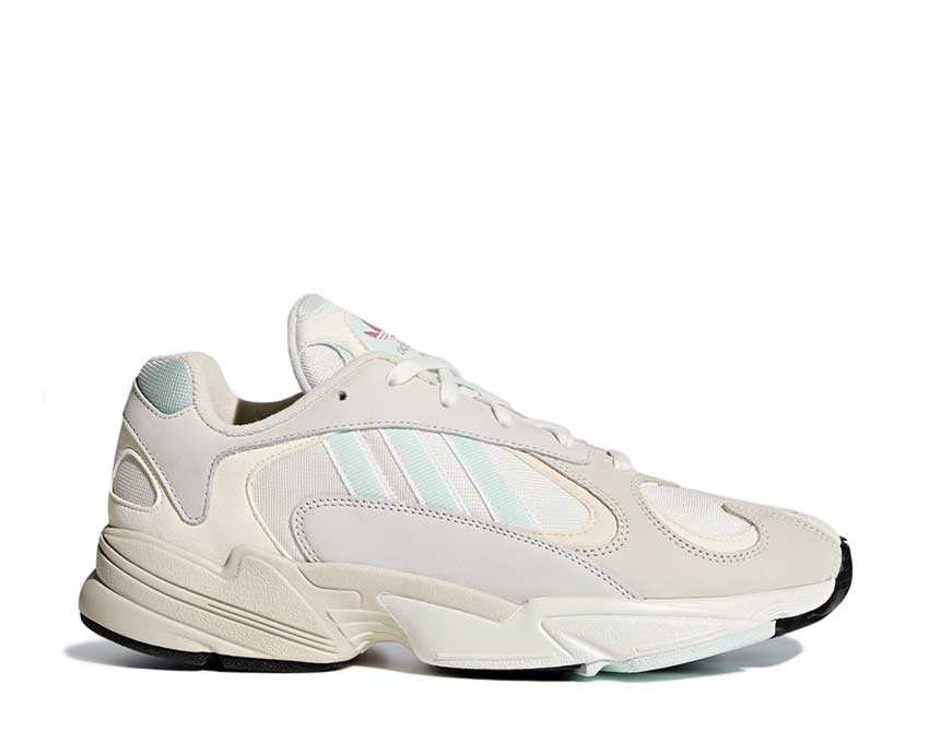 Adidas Yung 1 Off White Ice Mint Ecr Tint CG7118
