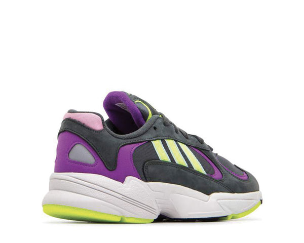 get cheap 40ab1 6465c ... Adidas Yung 1 Legend Ivy Hi Res Yellow Act Purple BD7655 ...