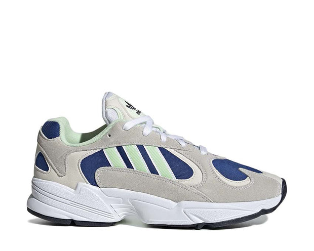 Adidas Yung 1 White Glow Green Royal EE5318