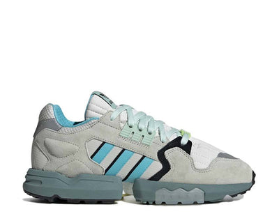 Adidas ZX Torsion Orbit Grey / Blue Glow / Black EF4344