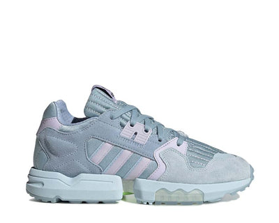 Adidas ZX Torsion W Ash Grey / Purple Tint / Sky Tint EF4373