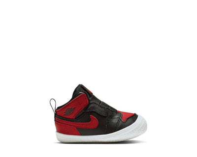 Jordan 1 Grib Bootie Bred Black / Varsity Red - White AT3745-023