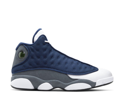 Air Jordan 13 Retro Navy / University Blue - Flint Grey - White 414571-404