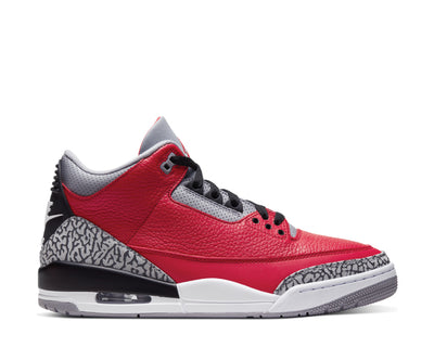 Air Jordan 3 Retro SE Fire Red / Fire Red - Cement Grey CK5692-600