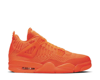 Air Jordan 4 Flyknit Total Orange AQ3559-800