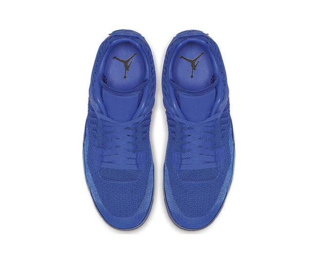 Air Jordan 4 Retro Flyknit Hyper Royal AQ3559-400