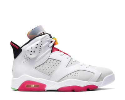 Air Jordan 6 Retro Neutral Grey / Black - White - True Red CT8529-062