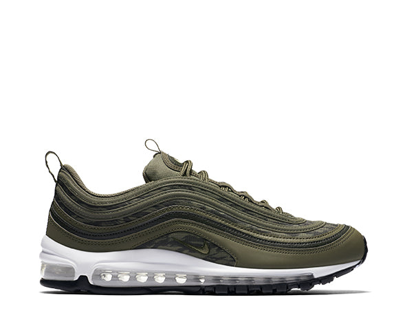 Nike Air Max 97 Camo Olive Sequoia Black AQ4132-200