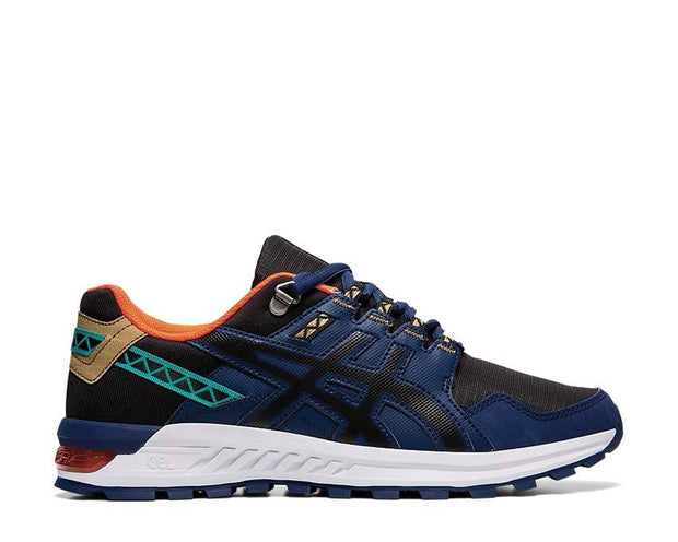 Asics Gel Citrek Black Blue Expanse 1021A221 002