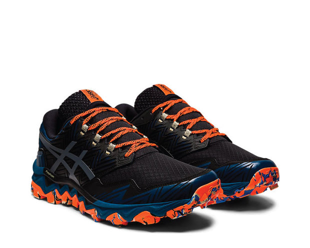 Asics Gel Fujitrabuco 8 Directoire Blue / Carrier Grey 1011A668 400