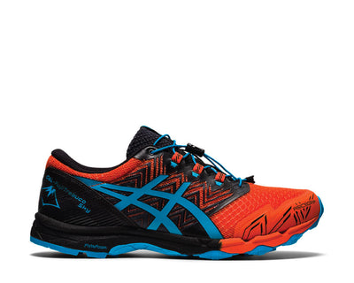 Asics Gel Fujitrabuco Sky Marigold Orange / Digital Aqua 1011A900 800
