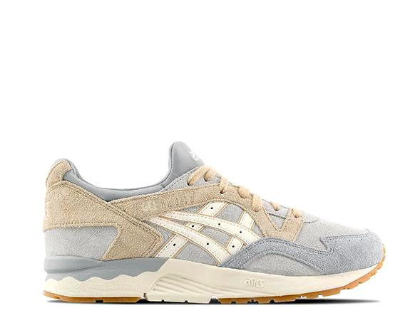Asics Gel Lyte 5 Glacier Grey Cream H833L 9600