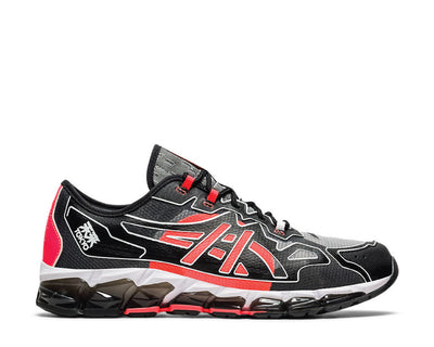 Asics Gel Quantum 360 6 Black / Sunrise Red 1021A492