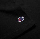 Champion X Beams Digital Logo Tee Black 210631