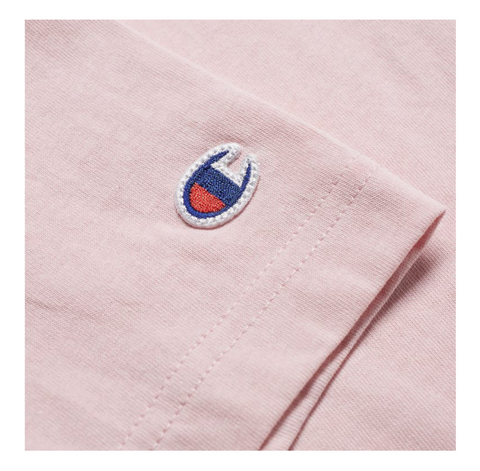 Champion Classic Tee Pink