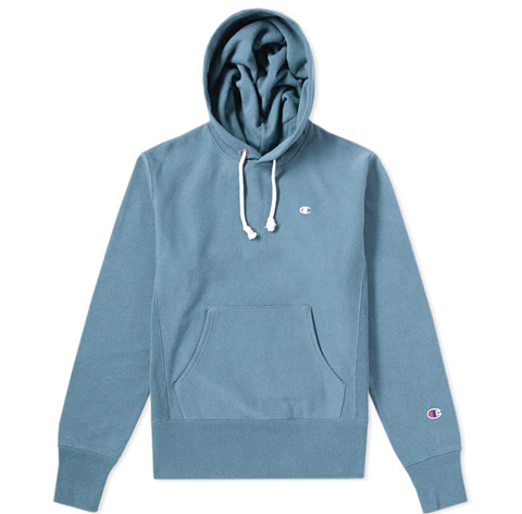 Champion Hooded Sweatshirt Petrol
