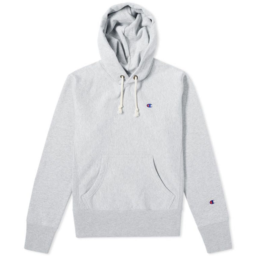 Champion Hooded Sweatshirt Grey 210966 LOXGM